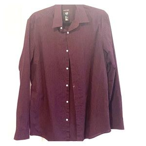 H&M slim fit shirt